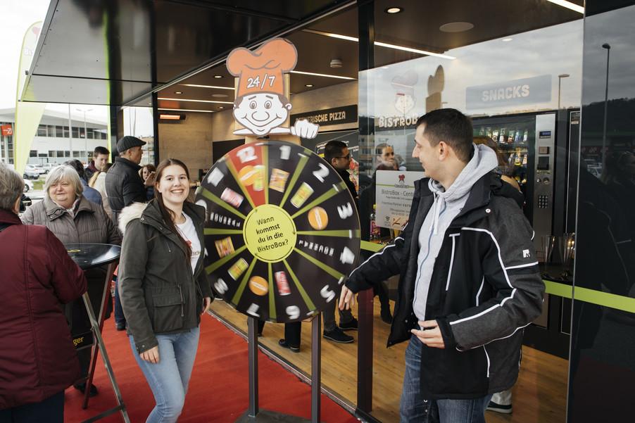 Bild 26   OESTERREICH / Wien / 20.03.2019 / BistroBox eröffnet in Wien.Foto: BistroBox ...