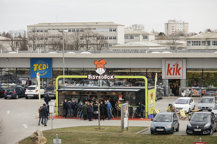 Bild 34   OESTERREICH / Wien / 20.03.2019 / BistroBox eröffnet in Wien.Foto: BistroBox ...