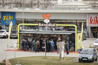 Bild 37   OESTERREICH / Wien / 20.03.2019 / BistroBox eröffnet in Wien.Foto: BistroBox ...