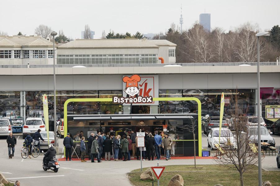 Bild 38   OESTERREICH / Wien / 20.03.2019 / BistroBox eröffnet in Wien.Foto: BistroBox ...