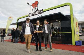 Bild 44   OESTERREICH / Wien / 20.03.2019 / BistroBox eröffnet in Wien.Foto: BistroBox ...