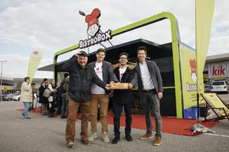 Bild 47   OESTERREICH / Wien / 20.03.2019 / BistroBox eröffnet in Wien.Foto: BistroBox ...