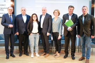 Bild 110 | Europawahl 2019: Die Europäische Zivilgesellschaft im Dialog