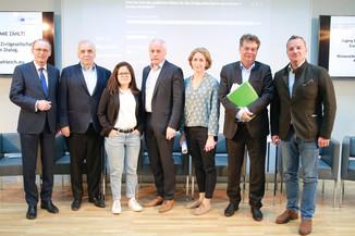 Bild 108 | Europawahl 2019: Die Europäische Zivilgesellschaft im Dialog
