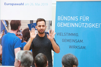 Bild 16 | Europawahl 2019: Die Europäische Zivilgesellschaft im Dialog