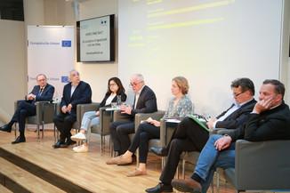 Bild 21 | Europawahl 2019: Die Europäische Zivilgesellschaft im Dialog
