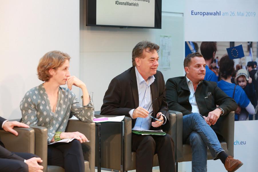 Bild 27 | Europawahl 2019: Die Europäische Zivilgesellschaft im Dialog