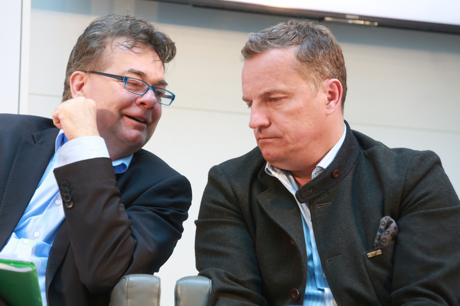 Bild 35 | Europawahl 2019: Die Europäische Zivilgesellschaft im Dialog