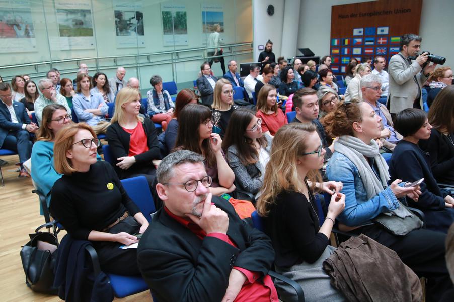 Bild 31 | Europawahl 2019: Die Europäische Zivilgesellschaft im Dialog