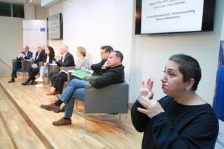 Bild 55 | Europawahl 2019: Die Europäische Zivilgesellschaft im Dialog