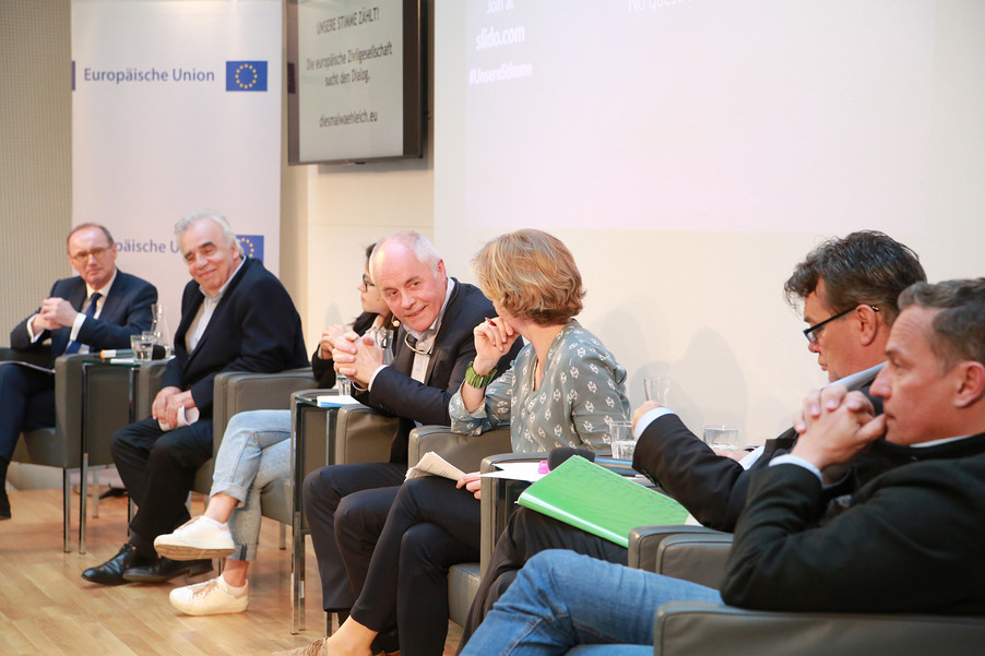 Bild 57 | Europawahl 2019: Die Europäische Zivilgesellschaft im Dialog
