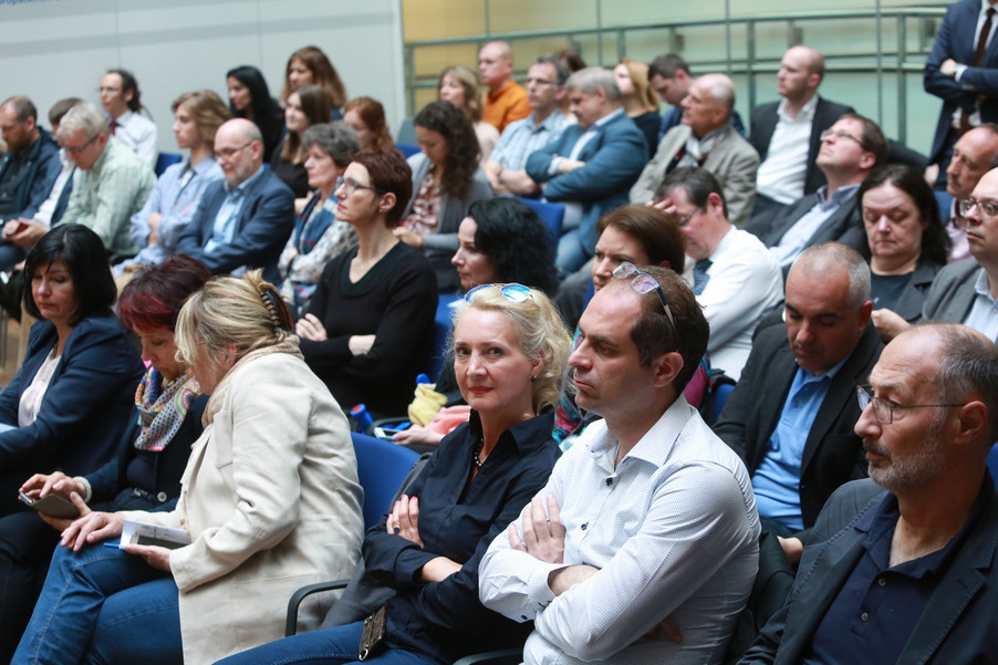 Bild 59 | Europawahl 2019: Die Europäische Zivilgesellschaft im Dialog
