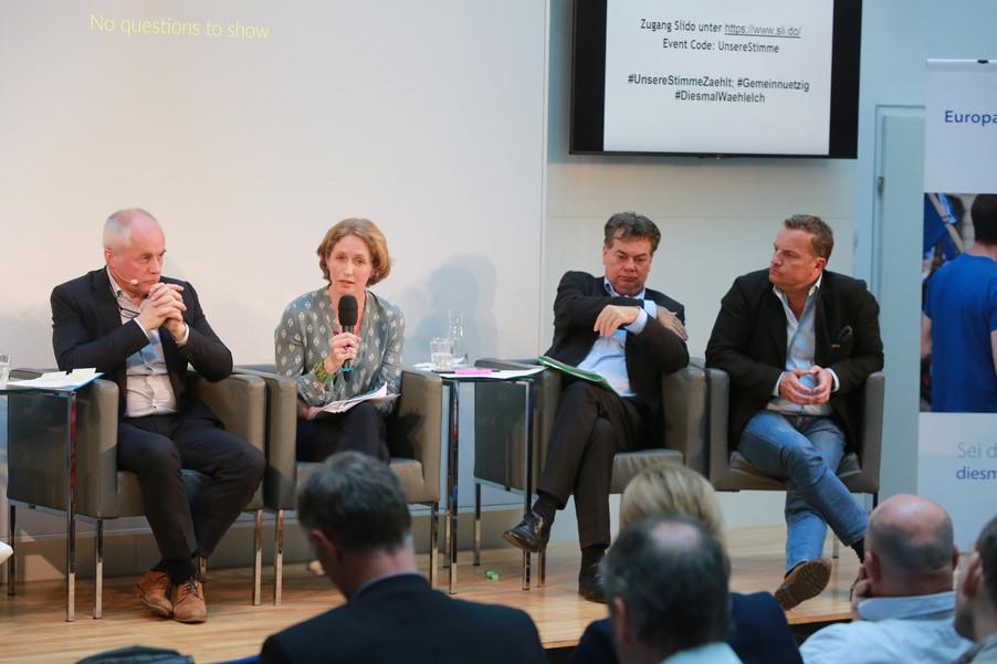 Bild 61 | Europawahl 2019: Die Europäische Zivilgesellschaft im Dialog