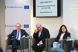 Bild 70 | Europawahl 2019: Die Europäische Zivilgesellschaft im Dialog