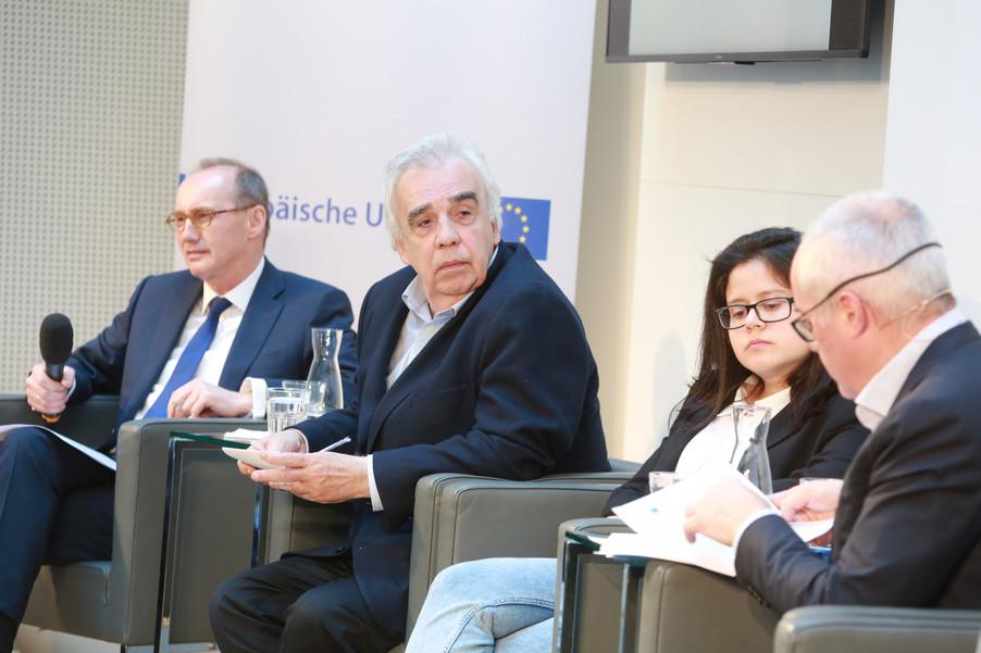 Bild 73 | Europawahl 2019: Die Europäische Zivilgesellschaft im Dialog
