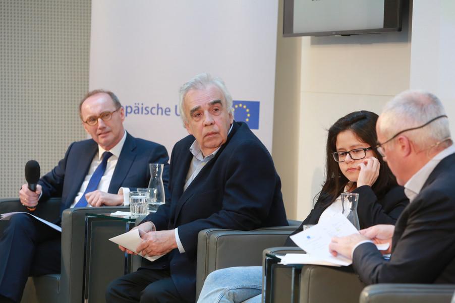 Bild 76 | Europawahl 2019: Die Europäische Zivilgesellschaft im Dialog