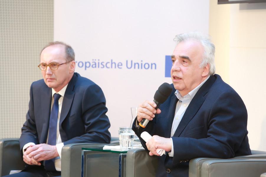 Bild 88 | Europawahl 2019: Die Europäische Zivilgesellschaft im Dialog