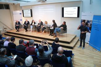 Bild 1 | Europawahl 2019: Die Europäische Zivilgesellschaft im Dialog