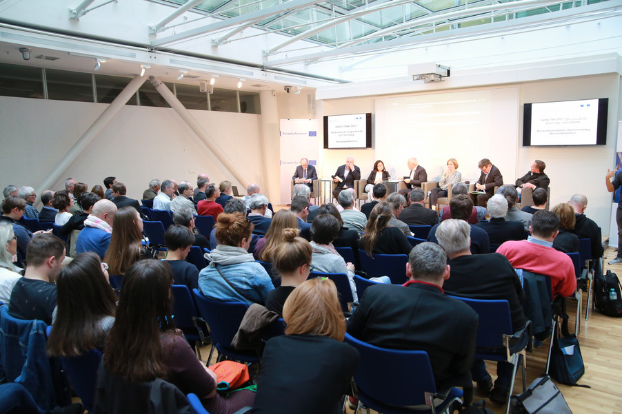 Bild 74 | Europawahl 2019: Die Europäische Zivilgesellschaft im Dialog