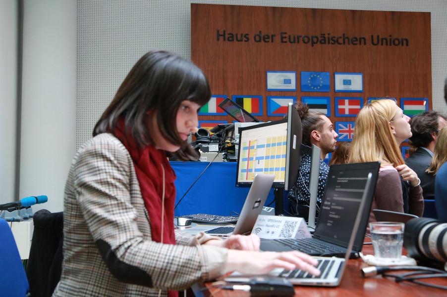 Bild 95 | Europawahl 2019: Die Europäische Zivilgesellschaft im Dialog