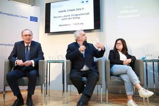 Bild 97 | Europawahl 2019: Die Europäische Zivilgesellschaft im Dialog