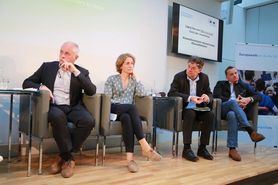 Bild 98 | Europawahl 2019: Die Europäische Zivilgesellschaft im Dialog