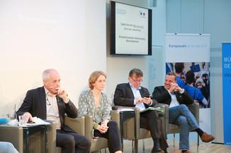 Bild 101 | Europawahl 2019: Die Europäische Zivilgesellschaft im Dialog