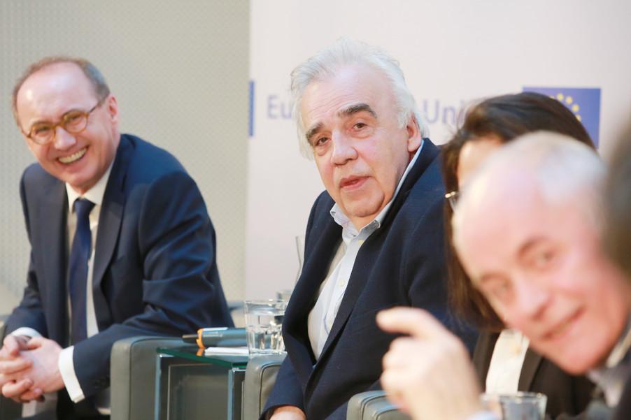 Bild 106 | Europawahl 2019: Die Europäische Zivilgesellschaft im Dialog