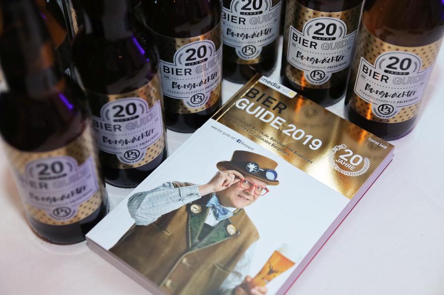 Bild 42 | Präsentation des Bier Guide 2019 im Casino Linz