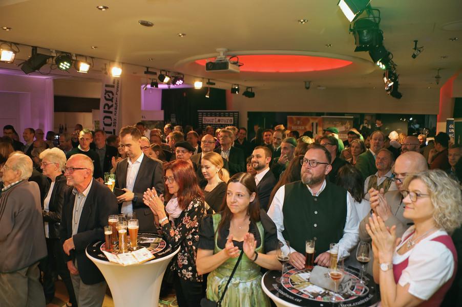 Bild 101 | Präsentation des Bier Guide 2019 im Casino Linz