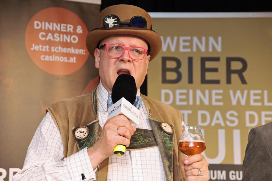 Bild 107 | Präsentation des Bier Guide 2019 im Casino Linz