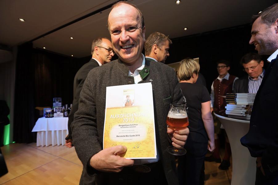 Bild 9 | Präsentation des Bier Guide 2019 im Casino Linz