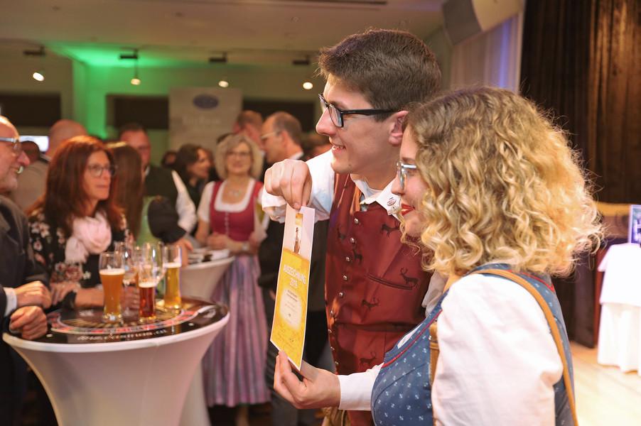 Bild 12 | Präsentation des Bier Guide 2019 im Casino Linz
