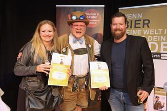 Bild 14 | Präsentation des Bier Guide 2019 im Casino Linz