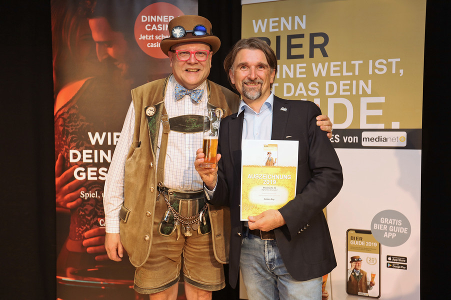 Bild 40 | Präsentation des Bier Guide 2019 im Casino Linz