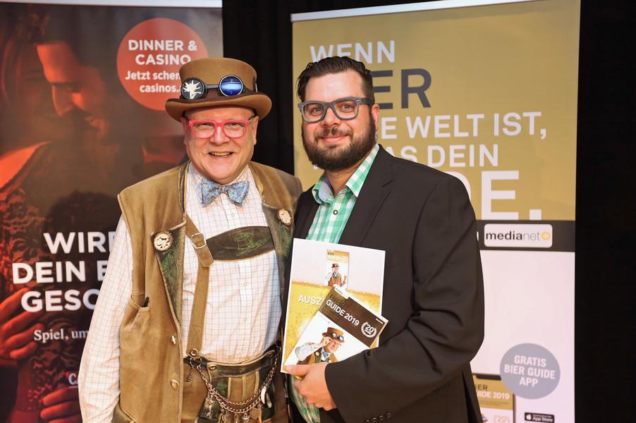 Bild 15 | Präsentation des Bier Guide 2019 im Casino Linz