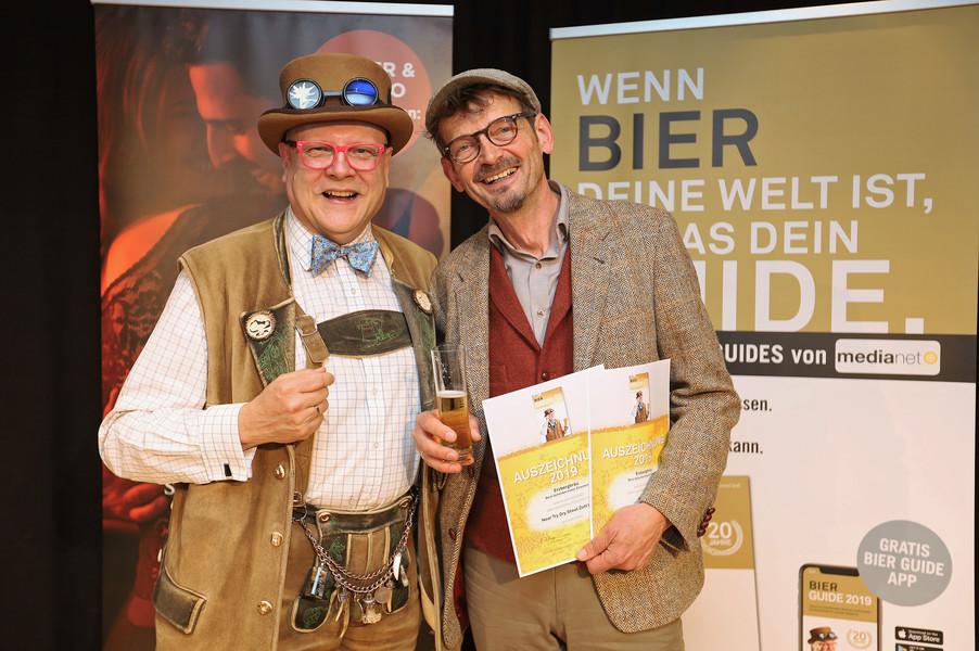 Bild 16 | Präsentation des Bier Guide 2019 im Casino Linz