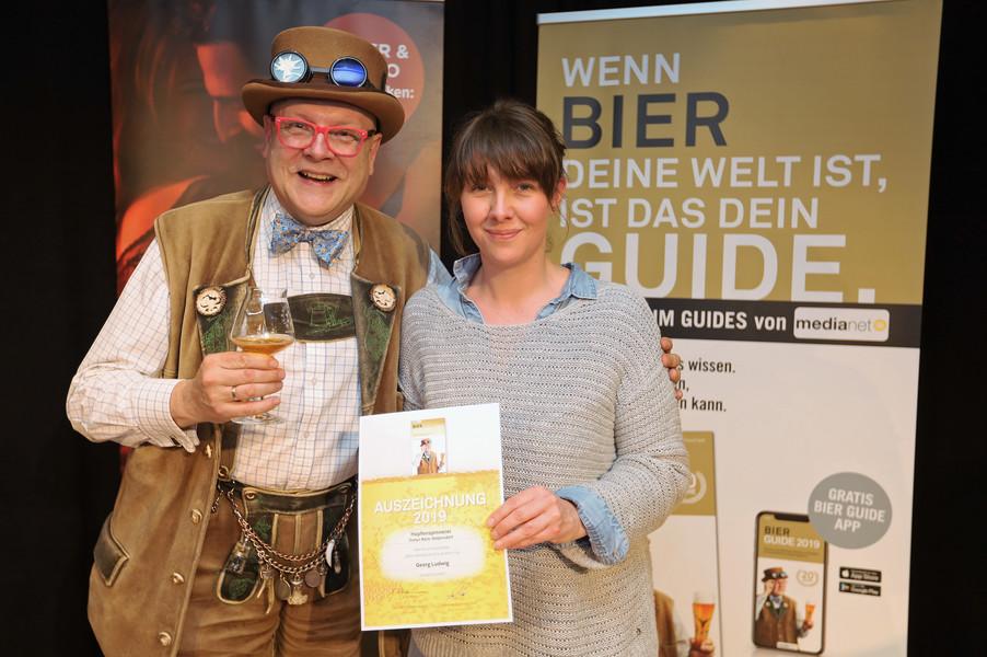 Bild 19 | Präsentation des Bier Guide 2019 im Casino Linz