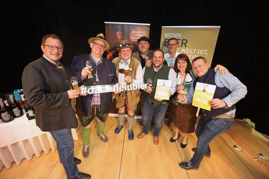 Bild 140 | Präsentation des Bier Guide 2019 im Casino Linz