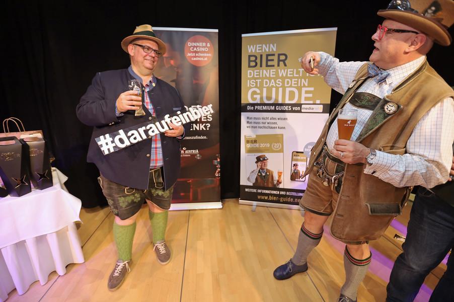 Bild 143 | Präsentation des Bier Guide 2019 im Casino Linz