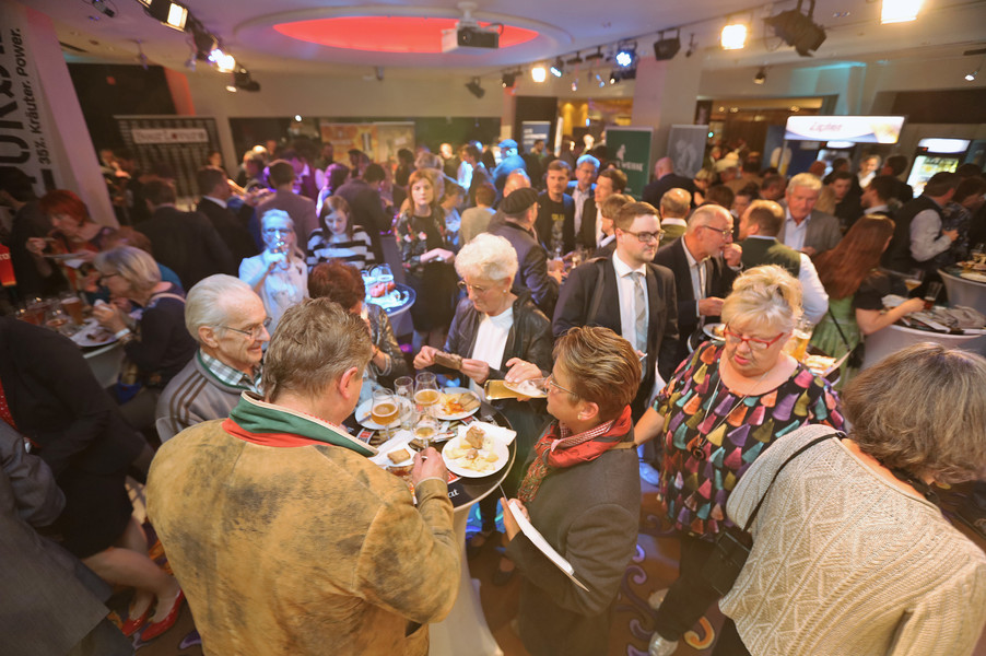 Bild 147 | Präsentation des Bier Guide 2019 im Casino Linz