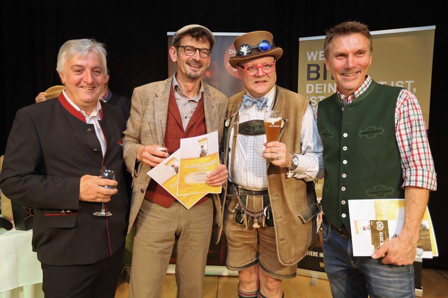 Bild 151 | Präsentation des Bier Guide 2019 im Casino Linz