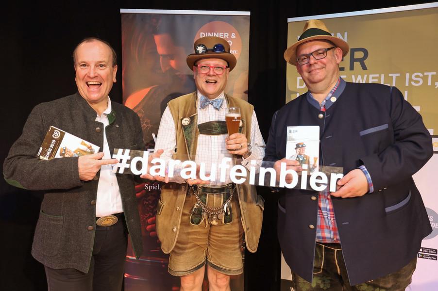 Bild 153 | Präsentation des Bier Guide 2019 im Casino Linz