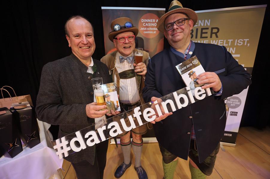 Bild 156 | Präsentation des Bier Guide 2019 im Casino Linz