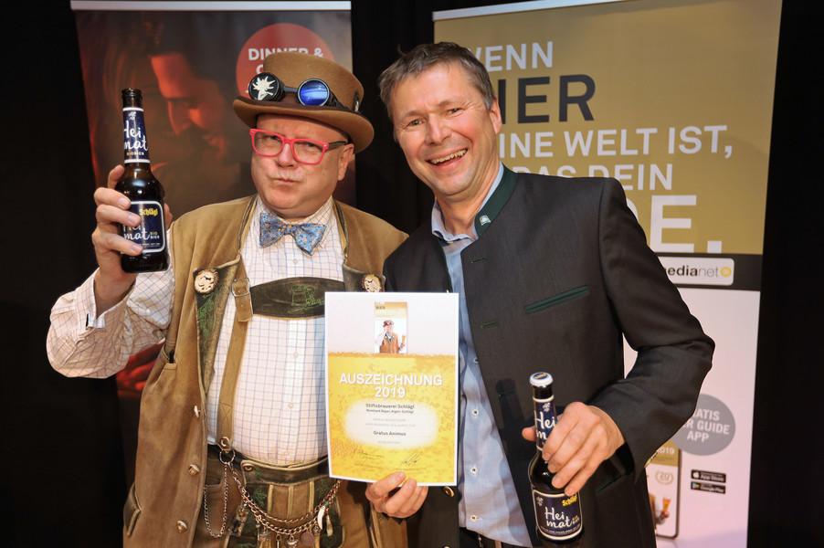 Bild 21 | Präsentation des Bier Guide 2019 im Casino Linz
