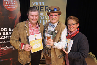 Bild 23 | Präsentation des Bier Guide 2019 im Casino Linz