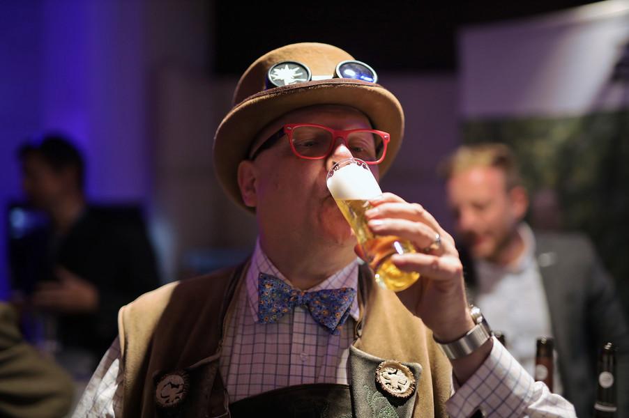 Bild 168 | Präsentation des Bier Guide 2019 im Casino Linz