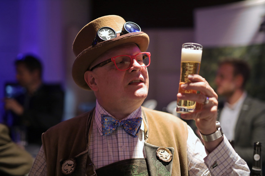 Bild 169 | Präsentation des Bier Guide 2019 im Casino Linz