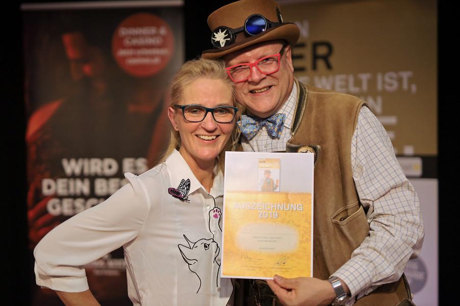 Bild 37 | Präsentation des Bier Guide 2019 im Casino Linz