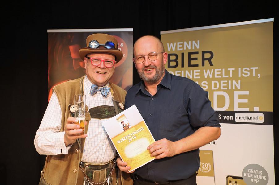 Bild 36 | Präsentation des Bier Guide 2019 im Casino Linz